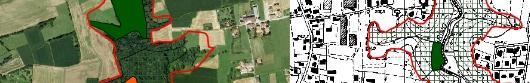 Risorse GIS della cartografia dei Siti di Interesse Comunitario